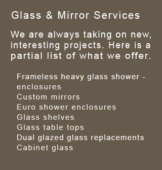 Glass and Window Services available from Glass Simi Valley Oakstone Glass